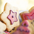 Gingerbread Stars — Stock Photo