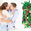 Stock Photo: Christmas Love