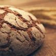 Round Bread — Stockfoto