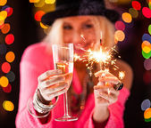 Happy New Year! — Stockfoto