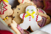 Gingerbread Man — Stockfoto