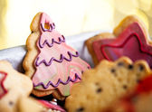 Gingerbread Cookies — Foto de Stock