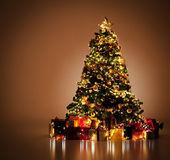 Christmas Tre — Stock Photo