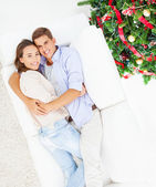 Christmas Love — Stock Photo