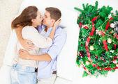 Christmas Love — Stock Photo