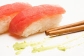 Tuna Nigiri Sushi — Stock Photo