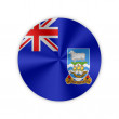 falkland islands — Stock Photo