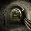Tunnel pit mining — Stock Photo #30042921