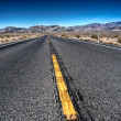 Straight highway — Stock Photo
