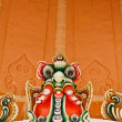 Temple decoration — 图库照片