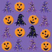 Halloween. — Vettoriale Stock