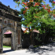 Stock Photo: Hue Citadel Gate
