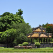 Stock Photo: Hue Citadel Park