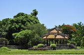 Hue Citadel Park — Stock Photo