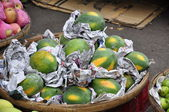 Mango for sale — Stock Photo