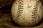 Old Baseball — Stock Photo