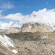 Stock Photo: Baltoro Glacier Panorama