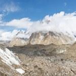 Baltoro Glacier Panorama — Stock Photo