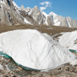 Stock Photo: Baltoro Glacier Ice Formation