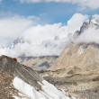 Stock Photo: Baltoro Glacier Trekking