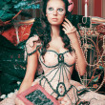 Beautiful girl in carnival costume — Stock Photo #29800291