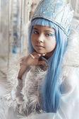 Sprookje meisje — Stockfoto