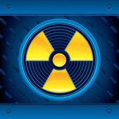 Radioactive ! — Wektor stockowy