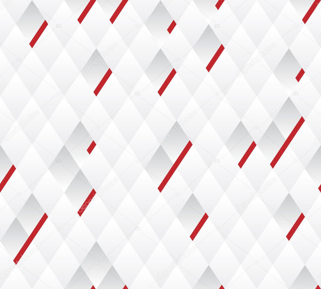 Red white background pattern
