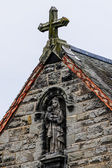 Kyrkan detalj — Stockfoto