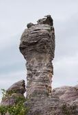 Stonehenge di Thailandia presso Parco nazionale — Foto Stock
