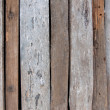 Wooden planks texture with cracked — Stock Photo