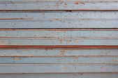 Old wood construction destroyed boards — Stock Photo