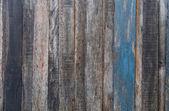 Dřevěná prkna textury s popraskané barvy. — Stock fotografie