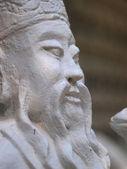 中国的雕像 — 图库照片