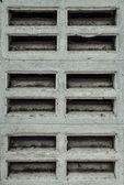 Cinder block wall background — Stock Photo