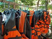 Life jackets — Stock Photo