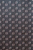 Pattern texture Thailand  of native cloth — Stock Photo