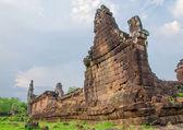 Wat phu castle at champasak southern of laos, UNESCO World Herit — Stockfoto
