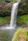 Tadetu Waterfall, Paksa Champasak South Laos. — Stockfoto