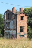 Casa abandonada — Foto Stock
