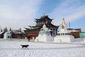 Buddhist Monastery — Stock Photo