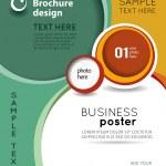 Business presentations — Stock Vector