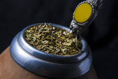 Mate tea — Stock Photo