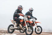 Motorcycling — Stock Photo