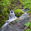 Idyllic waterfalls — Stock Photo