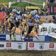 Cyclo Cross UCI Czech Republic 2013 — Stock Photo