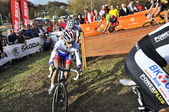 Cyclo cross uci república checa 2013 — Foto de Stock