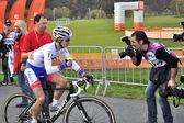 Cyclo Cross UCI Czech Republic 2013 — Stock Photo
