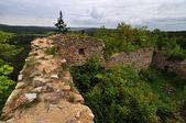Old castle — Stockfoto