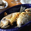 Two grilled fish — Stock Photo #38090203